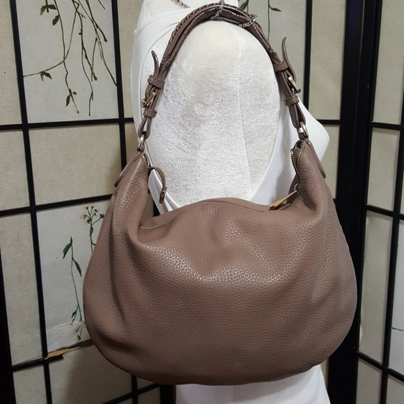 🎀MULBERRY🎀 Daria large Oxblood hobo bag 74d2e4bc92654